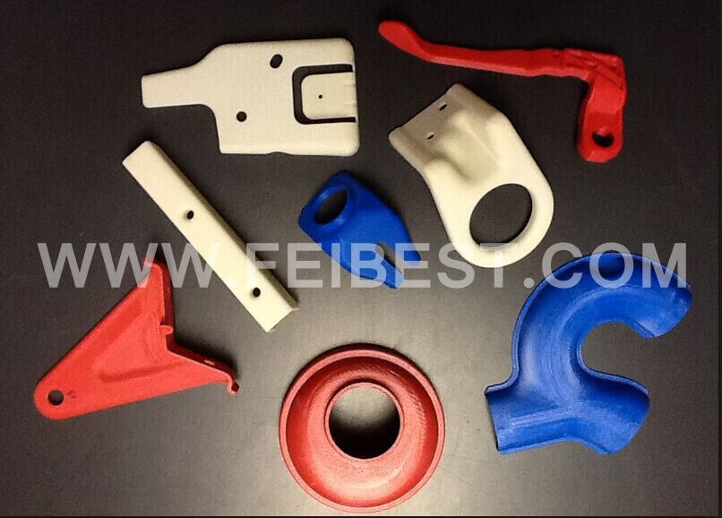 ABS  CNC Plastic Rapid Prototypes
